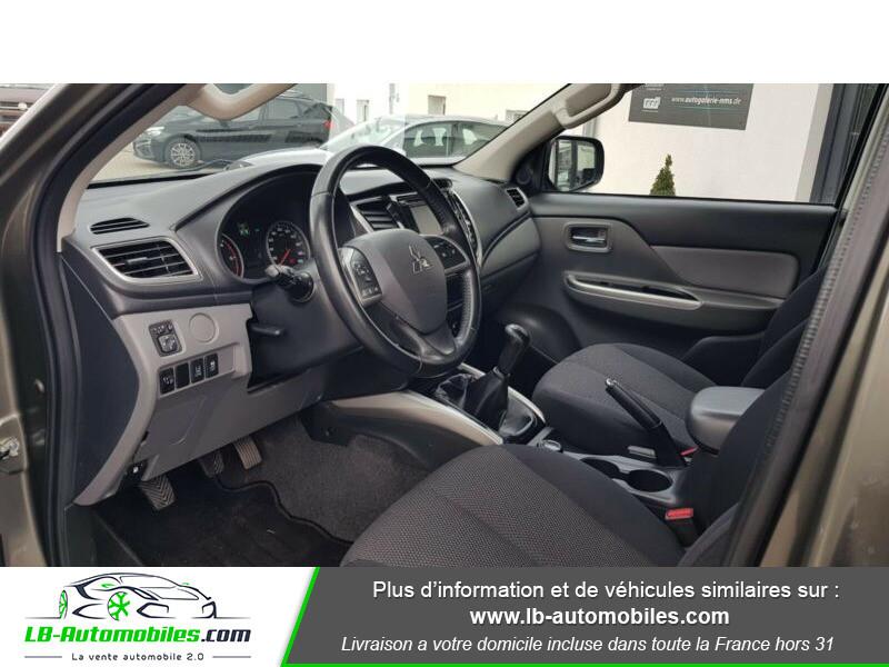 Mitsubishi L200 2.4 DI-D 181ch Double Cab Marron occasion à Beaupuy - photo n°4
