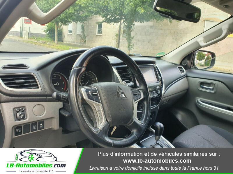 Mitsubishi L200 2.4 DI-D 181ch Double Cab Gris occasion à Beaupuy - photo n°6