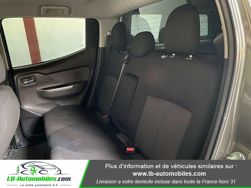 Mitsubishi L200 2.4 DI-D 181ch Double Cab Vert occasion à Beaupuy - photo n°4