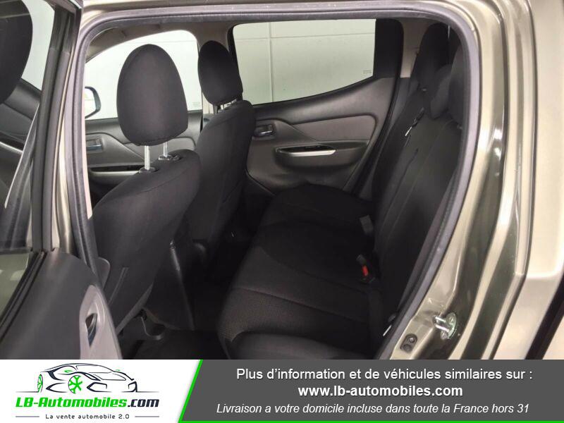 Mitsubishi L200 2.4 DI-D 181ch Double Cab Vert occasion à Beaupuy - photo n°11