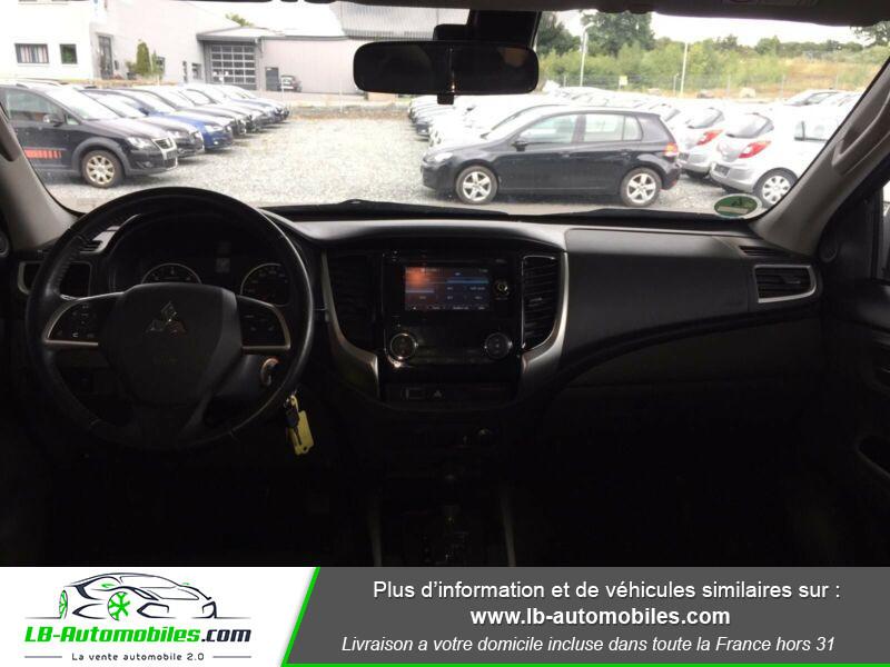 Mitsubishi L200 2.4 DI-D 181ch Double Cab Vert occasion à Beaupuy - photo n°2