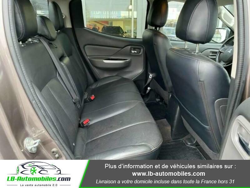 Mitsubishi L200 2.4 DI-D 181ch Marron occasion à Beaupuy - photo n°5