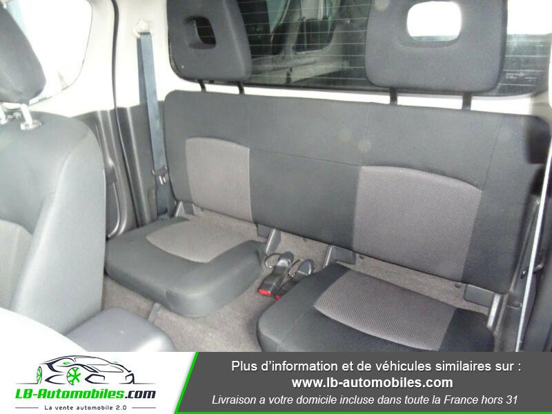 Mitsubishi L200 2.4 DI-D 181ch Vert occasion à Beaupuy - photo n°5