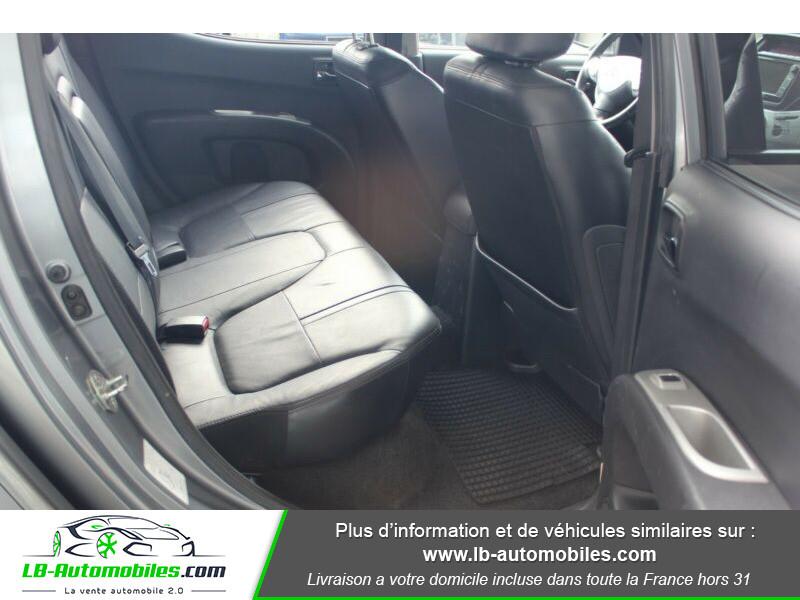 Mitsubishi L200 2.5 TD 178 DBLE CAB Gris occasion à Beaupuy - photo n°10