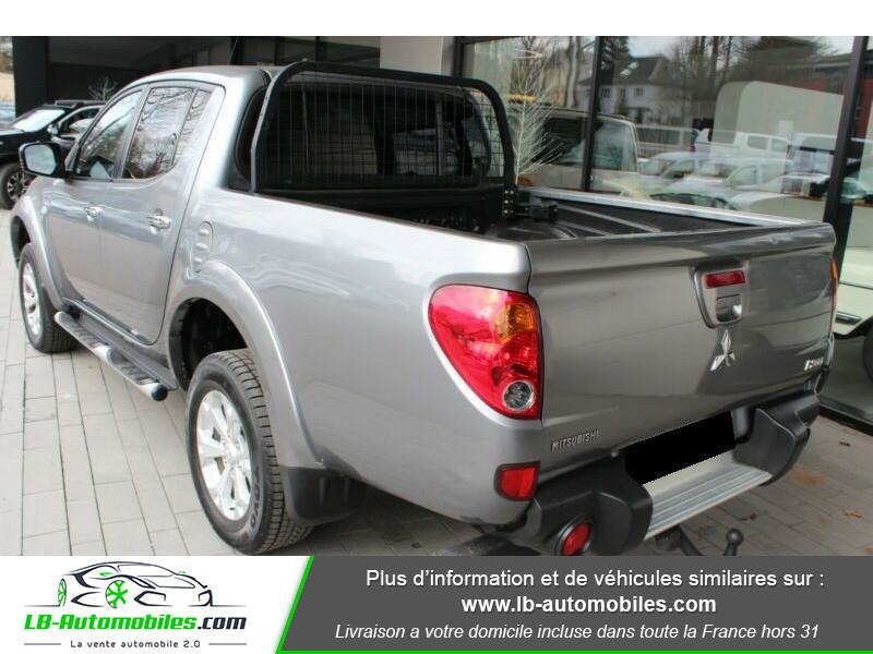 Mitsubishi L200 2.5 TD 178 DBLE CAB Gris occasion à Beaupuy - photo n°3
