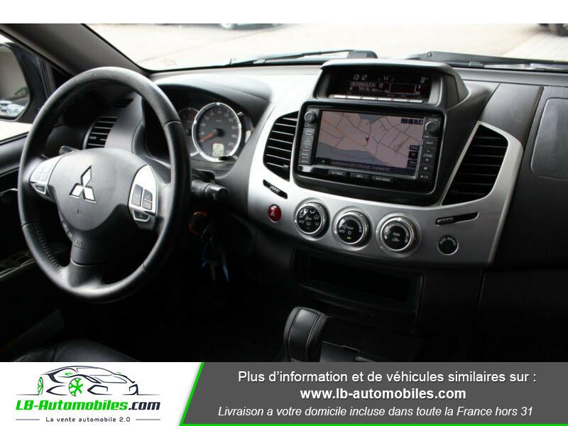 Mitsubishi L200 2.5 TD 178 DBLE CAB Gris occasion à Beaupuy - photo n°2