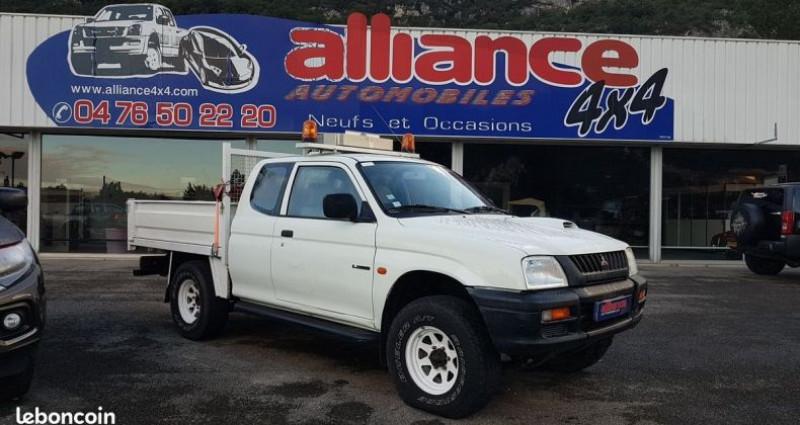 Mitsubishi L200 benne hydraulique tva recuperable  occasion à Voreppe
