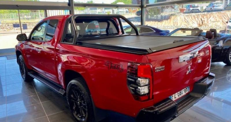 Mitsubishi L200 CLUB CAB 2.2 DI-D 150 4WD INSTYLE 2p Rouge occasion à Saint Vincent De Boisset - photo n°5