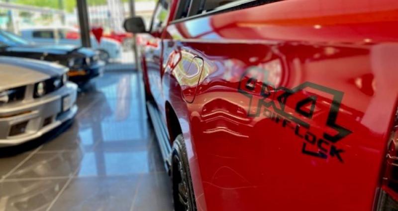 Mitsubishi L200 CLUB CAB 2.2 DI-D 150 4WD INSTYLE 2p Rouge occasion à Saint Vincent De Boisset - photo n°7