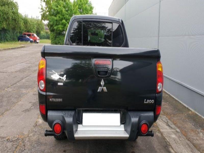 Mitsubishi L200 L200 2.5 178 Intense  occasion à Beaupuy - photo n°8