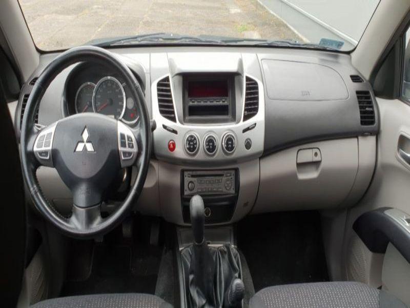 Mitsubishi L200 L200 2.5 178 Intense  occasion à Beaupuy - photo n°2
