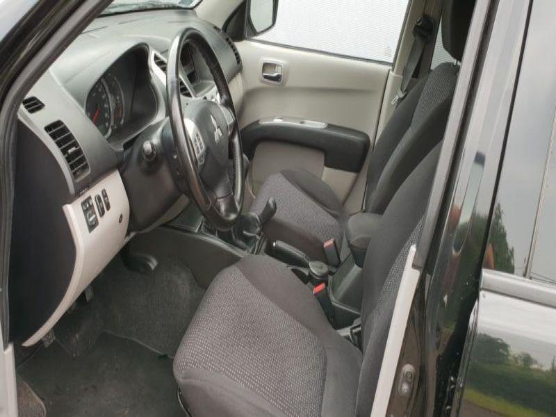 Mitsubishi L200 L200 2.5 178 Intense  occasion à Beaupuy - photo n°4
