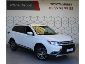 Mitsubishi Outlander occasion à Muret