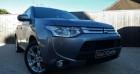 Mitsubishi Outlander 2.2 DI-D 2WD Intense 7ZITPL. - LEDER - NAVI - CAMERA - PDC Gris à Waregem 87