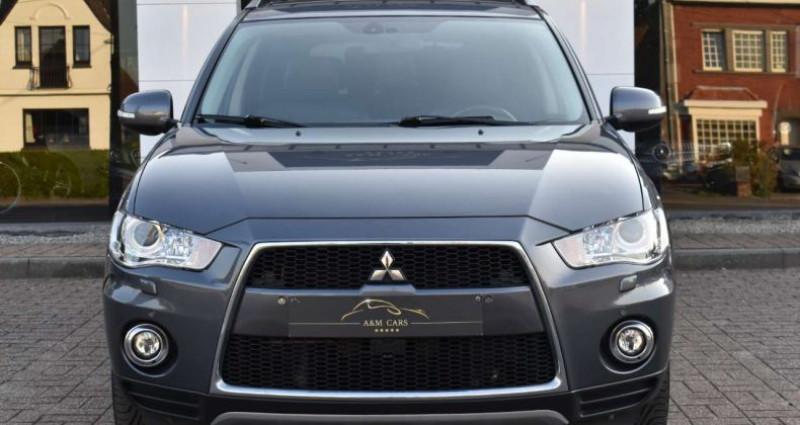 Mitsubishi Outlander 2.2D Nomad+ Gris occasion à Ingelmunster - photo n°2