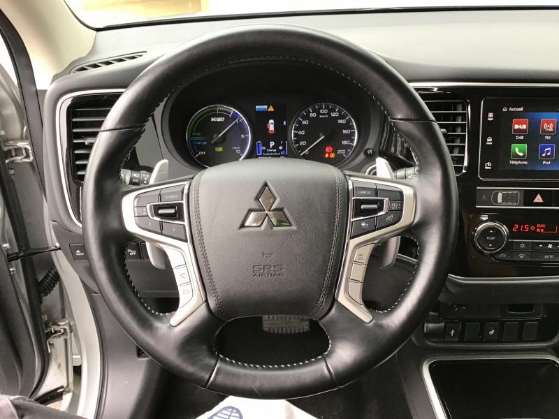 Mitsubishi Outlander 2.4L PHEV TWIN MOTOR 4WD INTENSE 2.4l phev twin motor 4wd in  occasion à Ganges - photo n°13