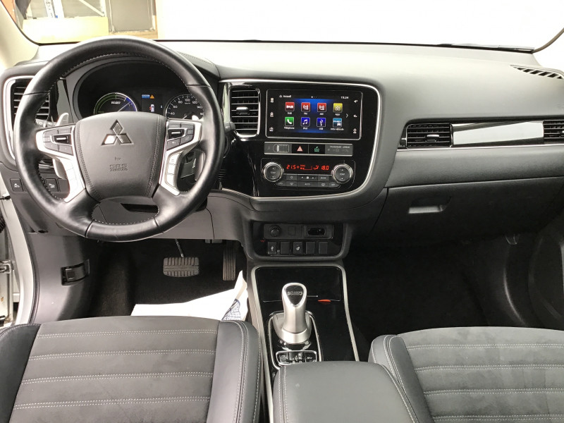 Mitsubishi Outlander 2.4L PHEV TWIN MOTOR 4WD INTENSE 2.4l phev twin motor 4wd in  occasion à Ganges - photo n°8