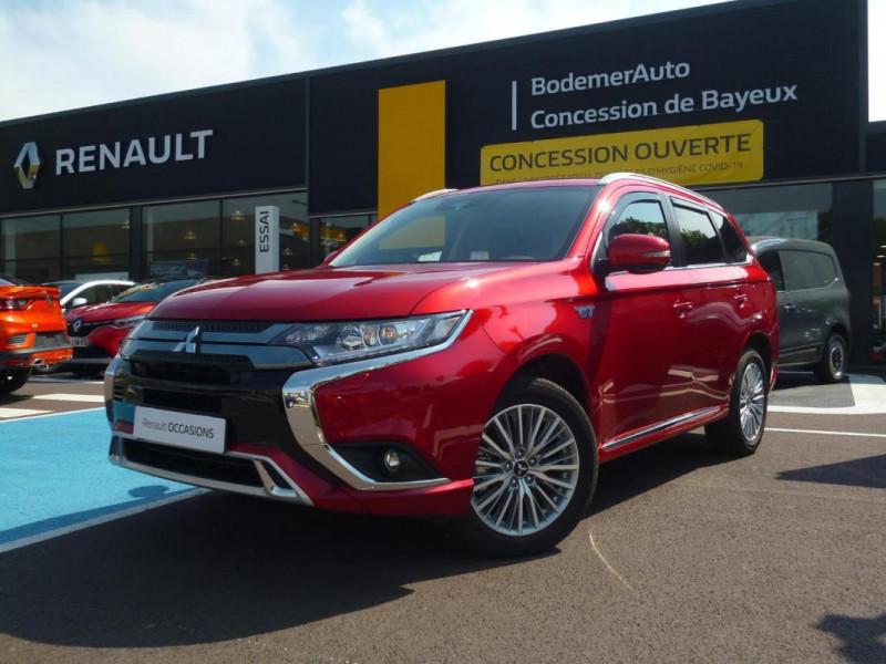 Mitsubishi Outlander 2.4l Twin Motor 4WD Rouge occasion à BAYEUX