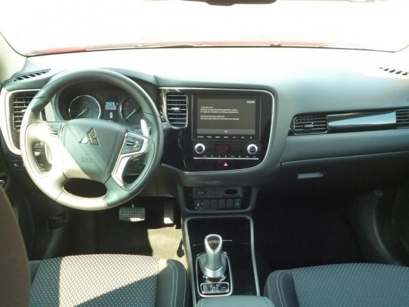 Mitsubishi Outlander 2.4l Twin Motor 4WD Rouge occasion à BAYEUX - photo n°5