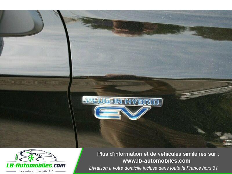 Mitsubishi Outlander Intens Hybrid plug-in 2.0 4wd Noir occasion à Beaupuy - photo n°6