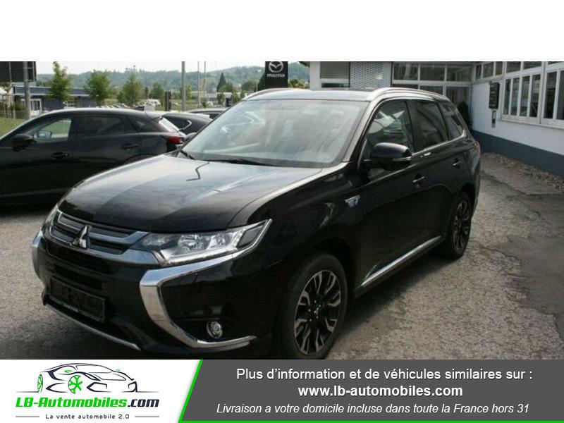Mitsubishi Outlander Intens Hybrid plug-in 2.0 4wd Noir occasion à Beaupuy