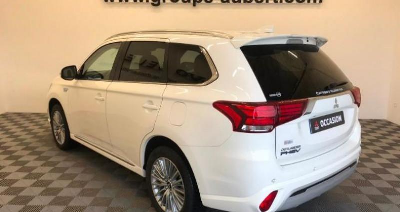 Mitsubishi Outlander PHEV BUSINESS MY 2020 Blanc occasion à TOURLAVILLE - photo n°4