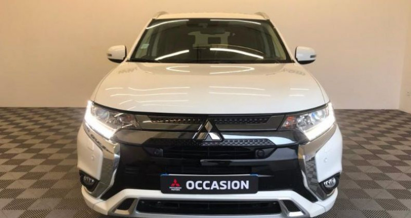 Mitsubishi Outlander PHEV BUSINESS MY 2020 Blanc occasion à TOURLAVILLE - photo n°2
