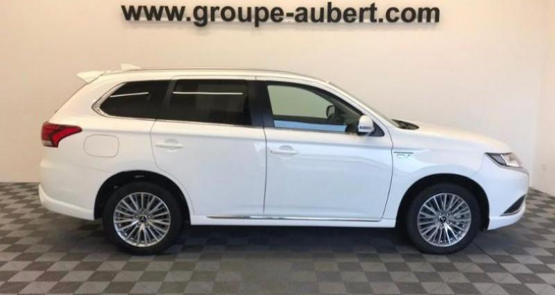 Mitsubishi Outlander PHEV BUSINESS MY 2020 Blanc occasion à TOURLAVILLE - photo n°3