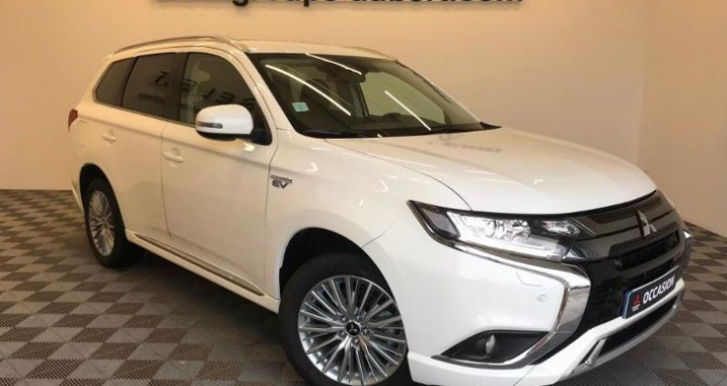 Mitsubishi Outlander PHEV BUSINESS MY 2020 Blanc occasion à TOURLAVILLE
