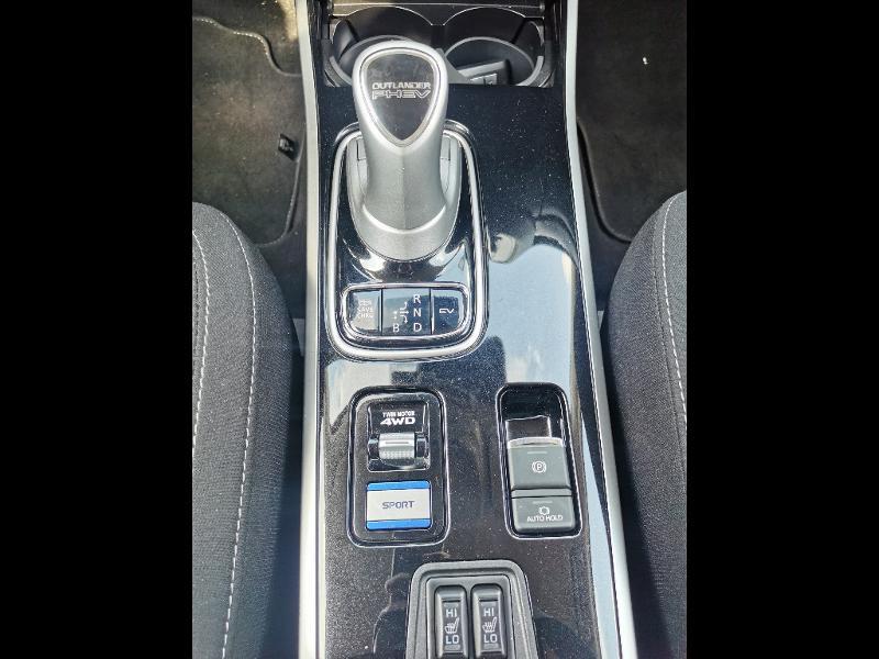 Mitsubishi Outlander PHEV Twin Motor Business 4WD Euro6d-T EVAP 5cv Gris occasion à Barberey-Saint-Sulpice - photo n°9