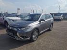 Mitsubishi Outlander PHEV Twin Motor Business 4WD Euro6d-T EVAP 5cv Gris à Barberey-Saint-Sulpice 10