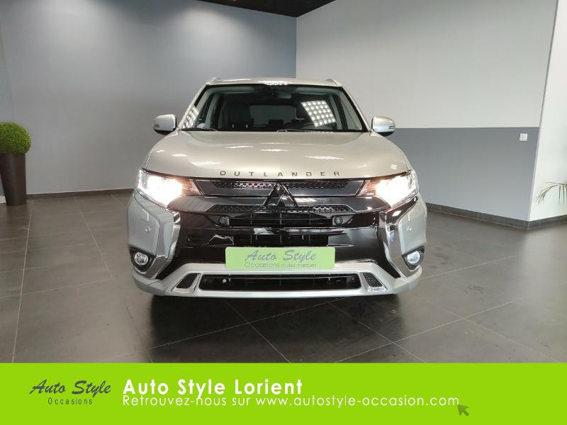 Mitsubishi Outlander PHEV Twin Motor Business 4WD Gris occasion à LANESTER - photo n°5