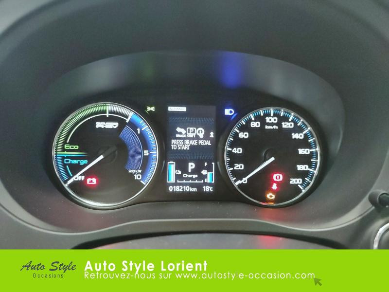 Mitsubishi Outlander PHEV Twin Motor Business 4WD Gris occasion à LANESTER - photo n°9