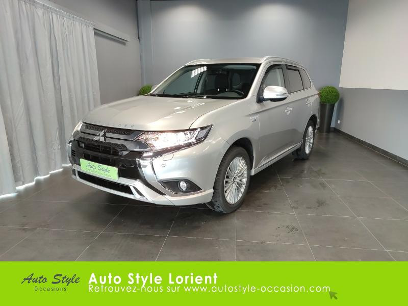 Mitsubishi Outlander PHEV Twin Motor Business 4WD Gris occasion à LANESTER
