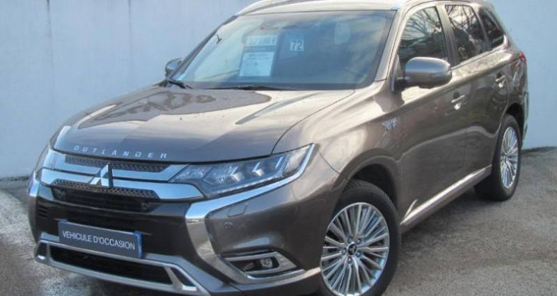 Mitsubishi Outlander PHEV Twin Motor Instyle 4WD  occasion à Saint Ouen L'Aumône