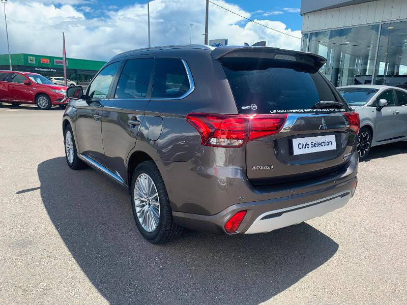 Mitsubishi Outlander PHEV Twin Motor Instyle 4WD Marron occasion à Olivet - photo n°4