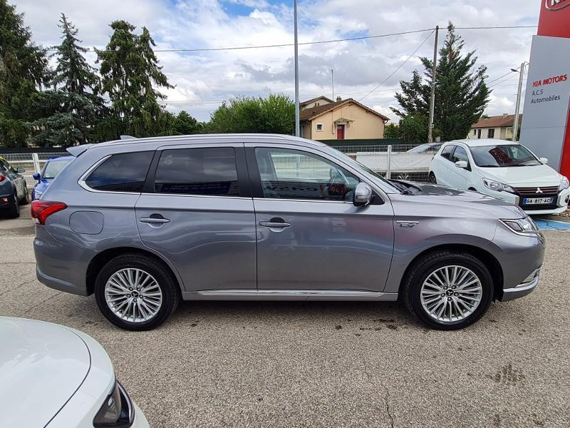 Mitsubishi Outlander Twin Motor Instyle 4WD Gris occasion à Auxerre - photo n°8