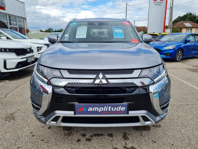 Mitsubishi Outlander Twin Motor Instyle 4WD Gris occasion à Auxerre - photo n°10