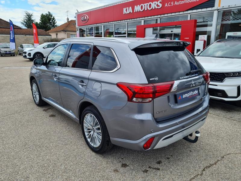 Mitsubishi Outlander Twin Motor Instyle 4WD Gris occasion à Auxerre - photo n°5