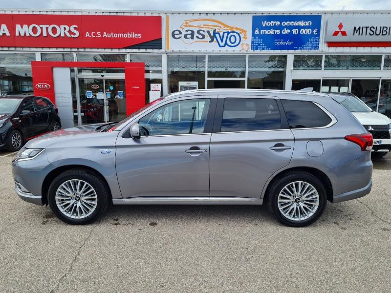 Mitsubishi Outlander Twin Motor Instyle 4WD Gris occasion à Auxerre - photo n°4