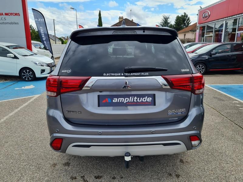 Mitsubishi Outlander Twin Motor Instyle 4WD Gris occasion à Auxerre - photo n°6