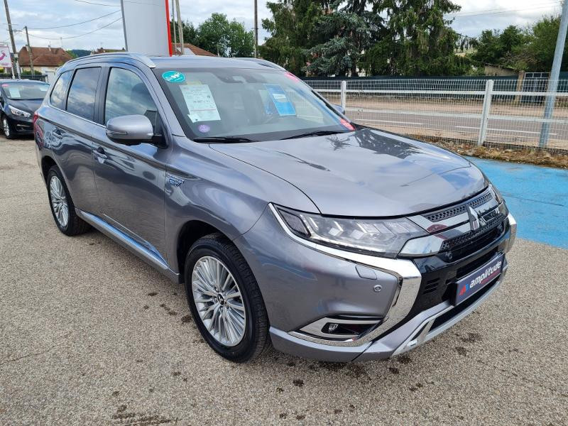 Mitsubishi Outlander Twin Motor Instyle 4WD Gris occasion à Auxerre - photo n°9