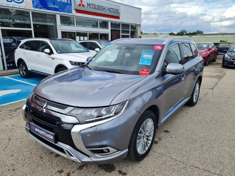 Mitsubishi Outlander Twin Motor Instyle 4WD Gris occasion à Auxerre