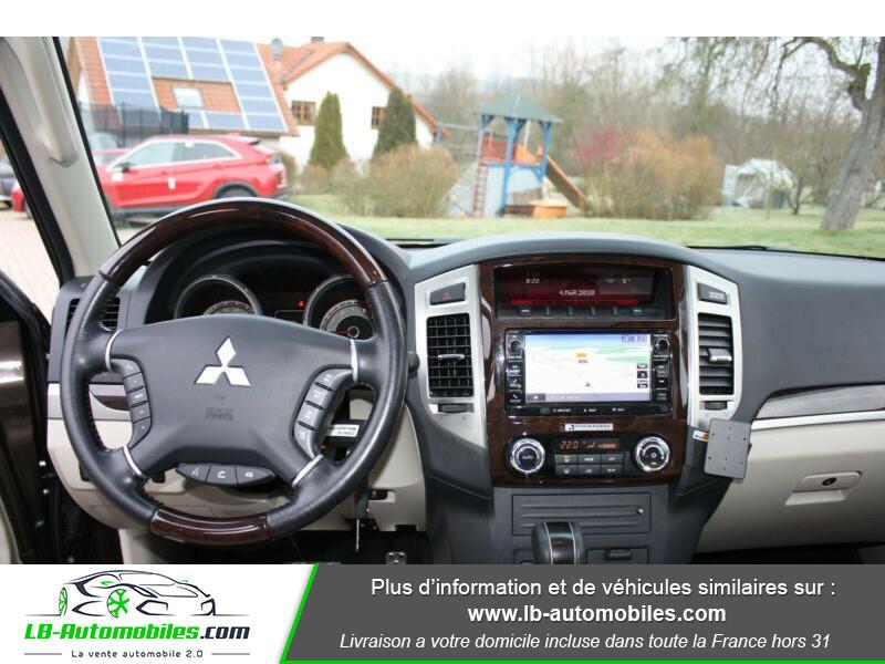 Mitsubishi Pajero 3.2 DI-D 190 INSTYLE BVA Marron occasion à Beaupuy - photo n°7
