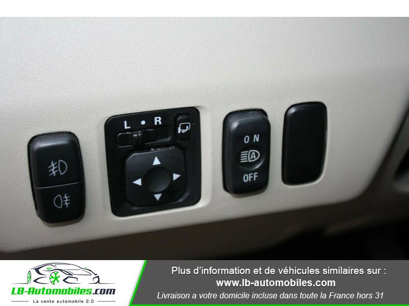 Mitsubishi Pajero 3.2 DI-D 190 INSTYLE BVA Marron occasion à Beaupuy - photo n°10