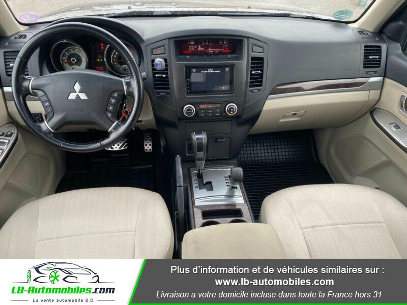 Mitsubishi Pajero 3.2 DI-D 190 INSTYLE BVA Gris occasion à Beaupuy - photo n°2