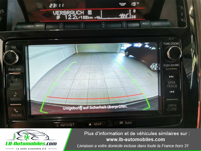 Mitsubishi Pajero 3.2 DI-D 190 INSTYLE BVA Blanc occasion à Beaupuy - photo n°6