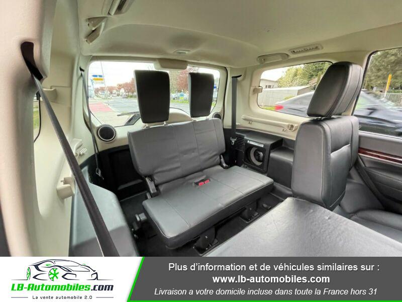Mitsubishi Pajero 3.2 DI-D 200 INSTYLE BVA 5P  occasion à Beaupuy - photo n°6