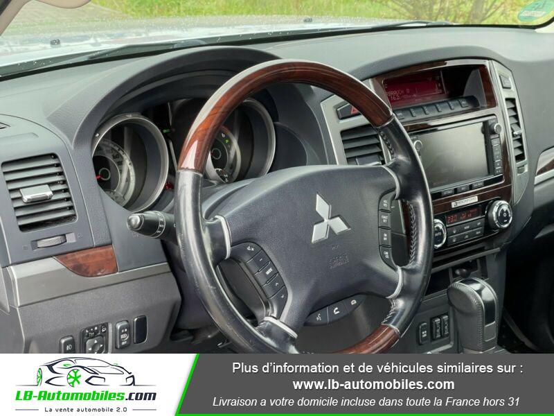 Mitsubishi Pajero 3.2 DI-D 200 INSTYLE BVA 5P  occasion à Beaupuy - photo n°7