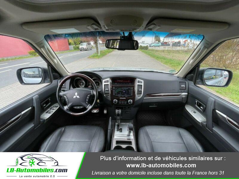 Mitsubishi Pajero 3.2 DI-D 200 INSTYLE BVA 5P  occasion à Beaupuy - photo n°2